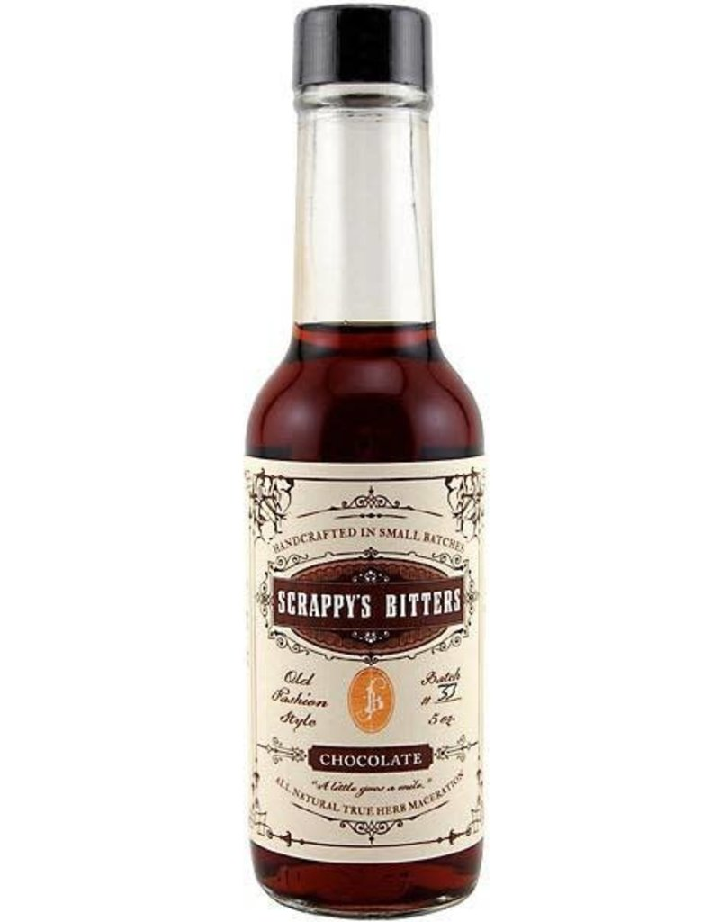 Scrappy's Scrappy's Chocolate Bitters  5 oz