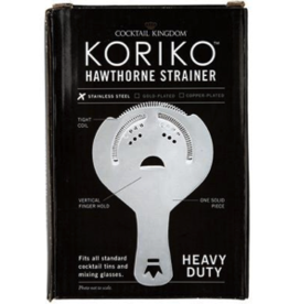 Cocktail Kingdom Cocktail Kingdom Koriko Hawthorne Strainer