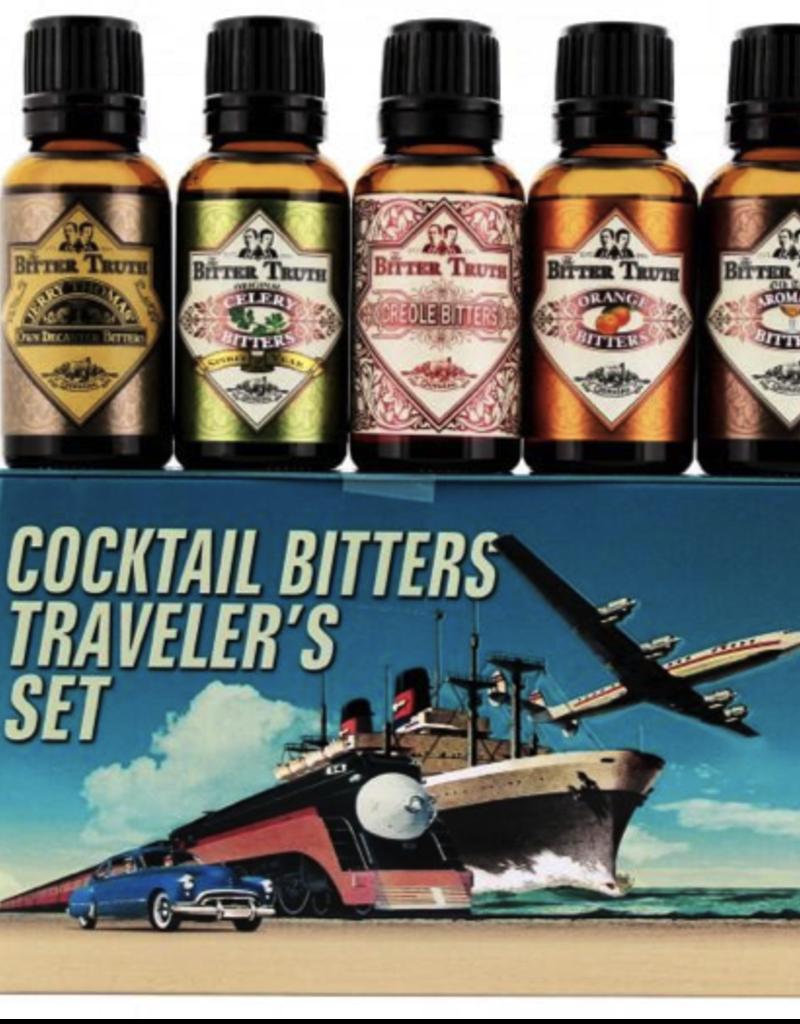 Bitter Truth Traveller's Set 5 pack 20 ml