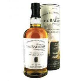 Balvenie Balvenie Sweet Toast of America Oak 12 year old Single Malt Scotch 750 ml