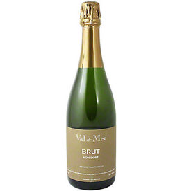 Piuze NV Val de Mer Non-Dose Brut Sparkling Wine  750 ml