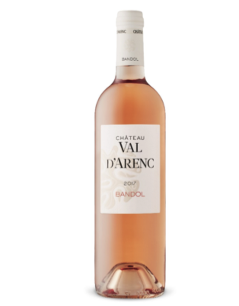 Val d'Arenc 2019 Ch. Val d'Arenc Bandol Rosé  750 ml