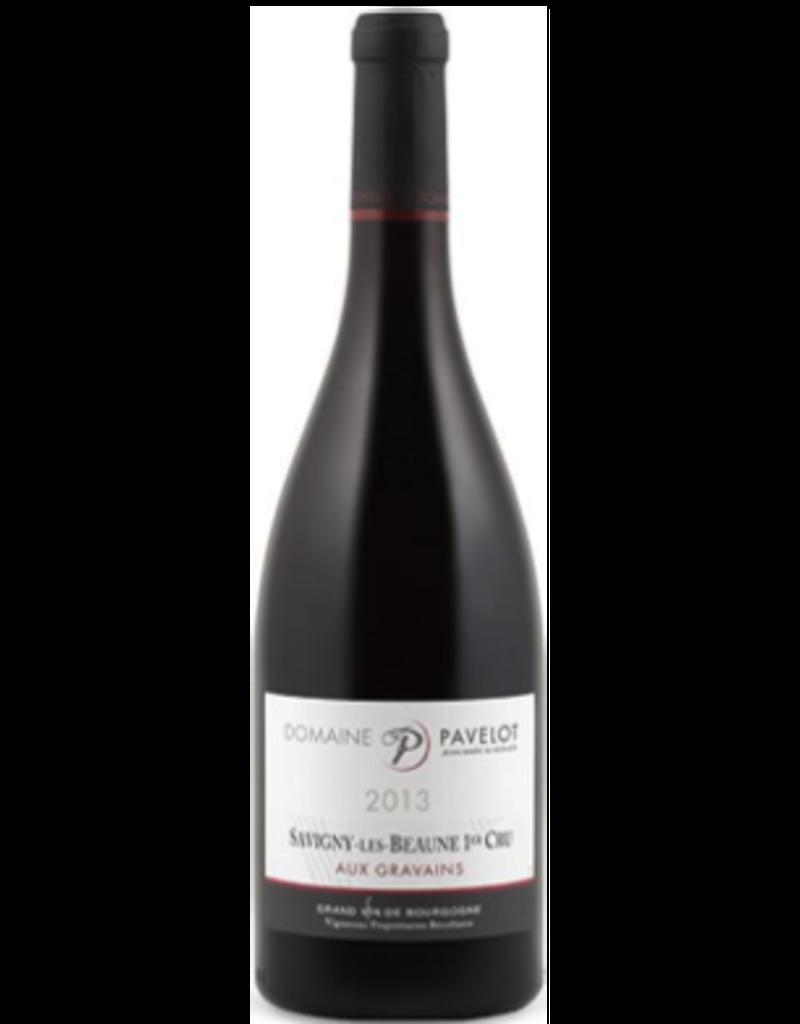 2014 Dom. Pavelot Savigny-les-Beaune Aux Gravains 750 ml