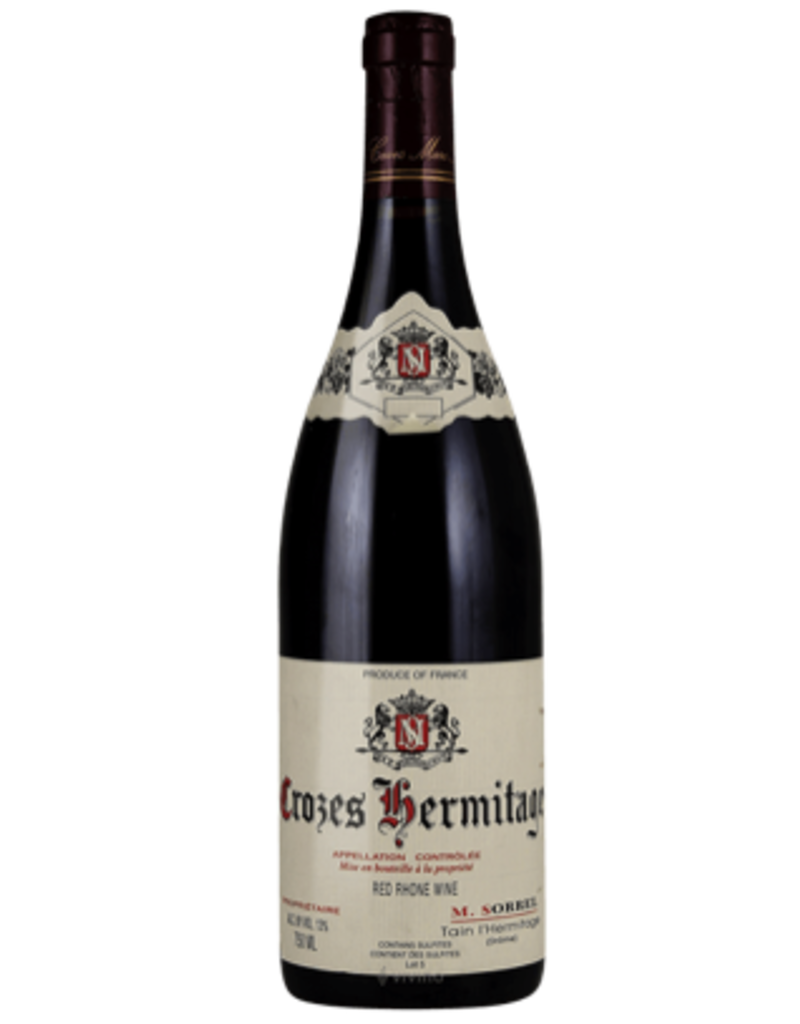 M. Sorrel 2016 M. Sorrel Crozes-Hermitage  750 ml