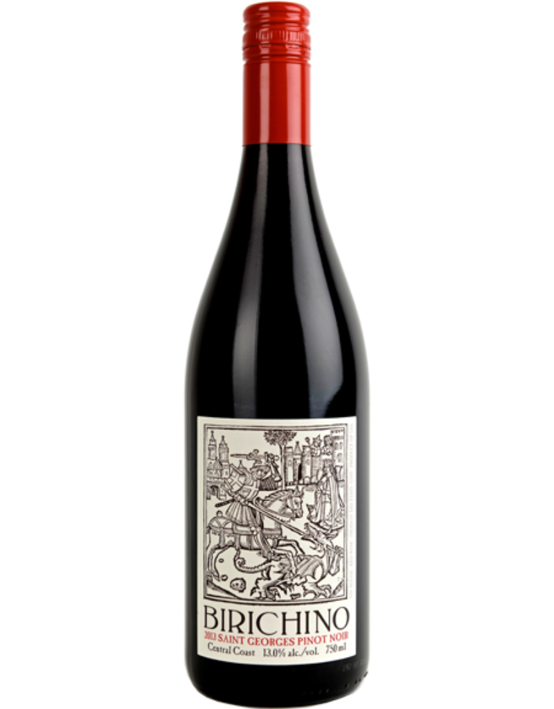Birichino 2019 Birichino Saint Georges Pinot Noir Central Coast  750 ml