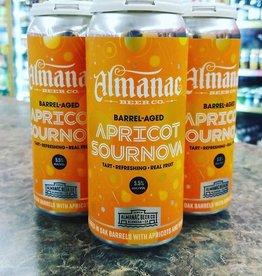 Almanac Almanac Apricot Hopcake Oak-Aged Sour IPA 375 ml