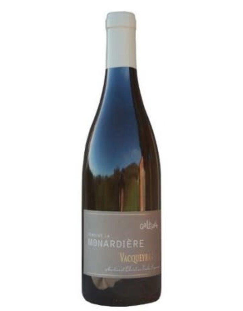 Monardiere 2018 Dom. La Monardiere Galejade Vacqueyras Blanc  750 ml