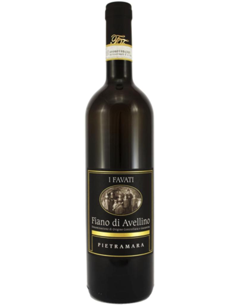 I Favati 2019 I Favati Pietramara Fiano d'Avellino 750 ml