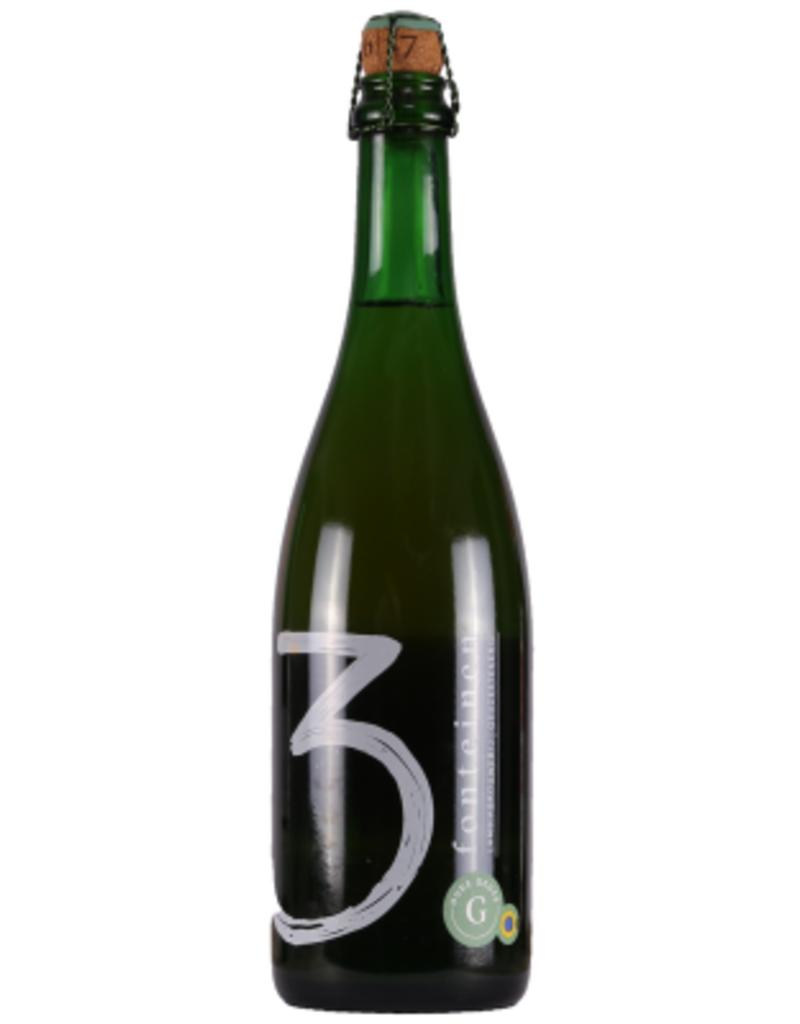 Fonteinen Armand & Gaston Oude Geuze  375 ml