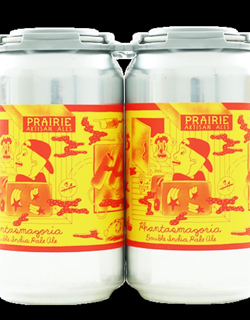 Prairie Prairie Phantasmagoria DIPA Cans  4 pack 12 oz