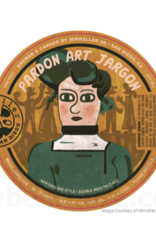 Mikkeller Mikkeller San Diego Pardon Art Jargon Double IPA Can 4 pack 16 oz