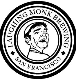 Laughing Monk Brewing Company Laughing Monk Unholy Ghost Black Lager   4 pack 16 oz