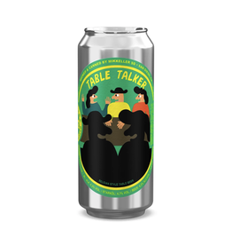 Mikkeller Mikkeller San Diego Table Talker Belgian Style Table Beer Can 4 pack 16 oz