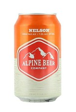 Alpine Beer Co. Nelson IPA Can 6 pack 12 oz