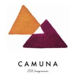 2018 Camuna Cellars Sangiovese Mendocino 750 ml