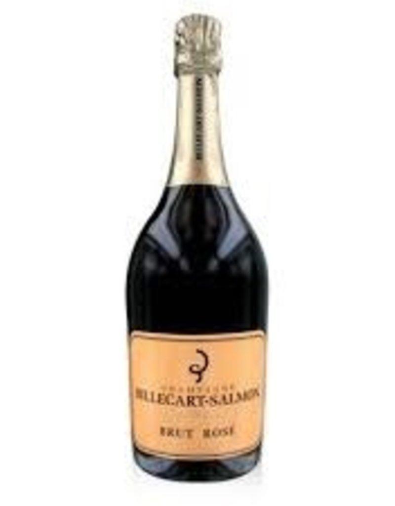 Billecart-Salmon NV Billecart-Salmon Brut Rosé Champagne  750 ml