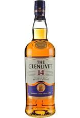 Glenlivet 14 year old Single Malt Scotch 750 ml