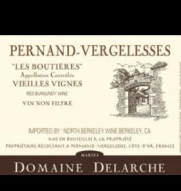 2017 Domaine Delarche Les Boutieres Rouge Pernand-Vergelesses 750 ml
