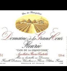 2018 Domaine de la Grand Cour Fleurie Cru du Beaujolais  750ml