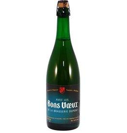 Dupont Dupont Avec les Bons Voeux Strong Pale  750 ml