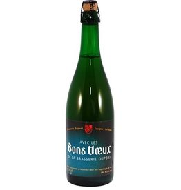 Dupont Dupont Bons Voeux Strong Pale  750 ml