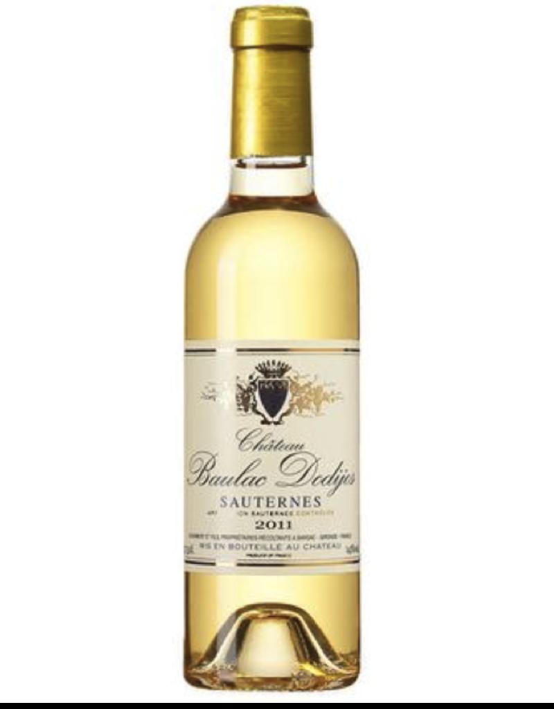 Baulac 2016 Ch. Baulac Dodijos Sauternes  375 ml