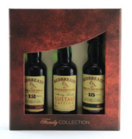 Redbreast Redbreast Family Collection Irish Whiskey 3 pack 50 ml