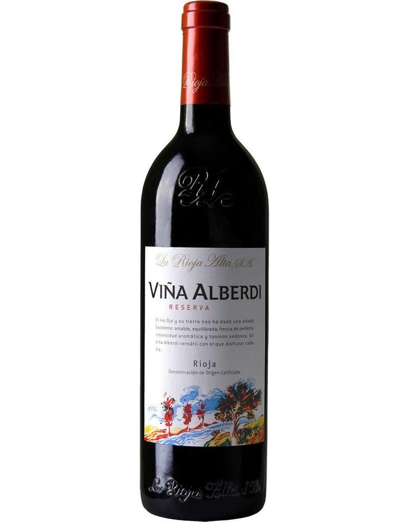 2013 La Rioja Alta Vina Alberdi Rioja Reserva 750 ml