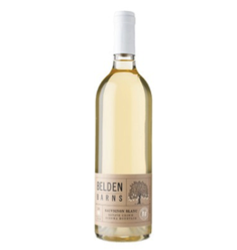 Belden Barns 2018 Belden Barns Estate Sauvignon Blanc  750 ml