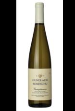 2018 Gundlach Bundschu Estate Dry Gewurztraminer 750 ml