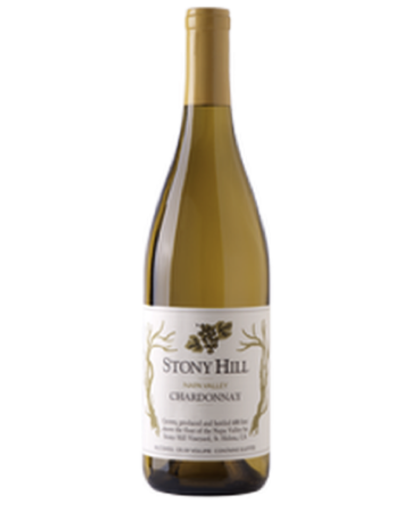 2014 Stony Hill Chardonnay Napa  750 ml