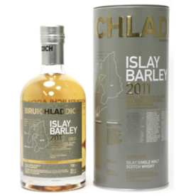 Bruichladdich Bruichladdich Islay Barley Single Malt Scotch 750 ml