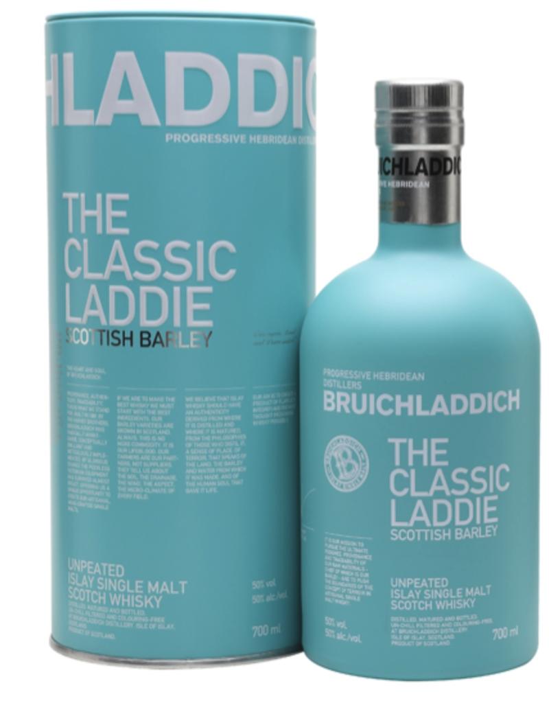 Bruichladdich Bruichladdich Laddie Classic Islay Single Malt Scotch 750 ml