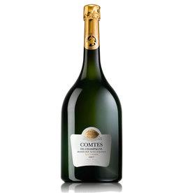 Taittinger 2007 Taittinger Comtes de Champagne Brut Blanc de Blancs Champagne 750 ml