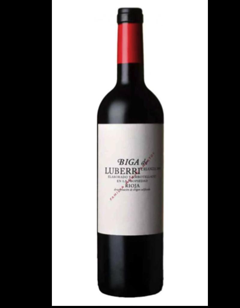 2012 Luberri Rioja Gran Reserva 750ml