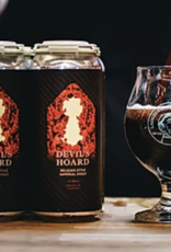 Laughing Monk Brewing Company Laughing Monk Devil's Hoard Belgian-Style Imperial Stout   4 pack 16 oz