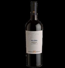 2017 Castello Monaci Piluna Primitivo Salento 750 ml
