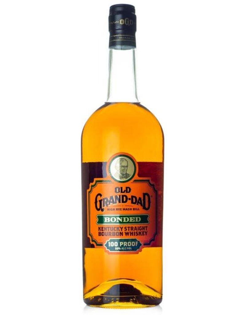 Old Grand Dad Old Grand Dad Bottled-in-Bond Bourbon  1000 ml