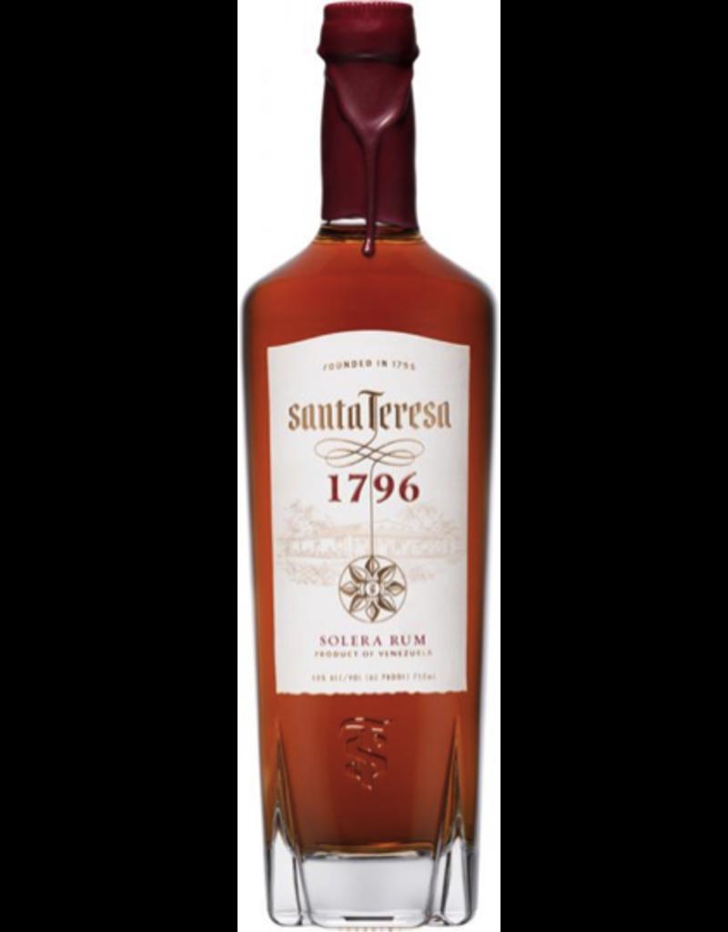 Santa Teresa 1796 Solera Rum Venezuela 750 ml