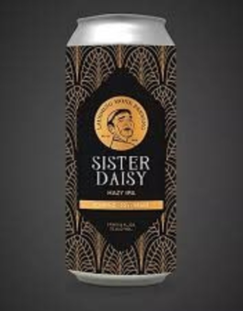 Laughing Monk Brewing Company Laughing Monk Sister Daisy  4 pack 16 oz