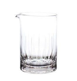Cocktail Kingdom Cocktail Kingdom Paddle Mixing Glass {550ml (19oz) / Flat Base}