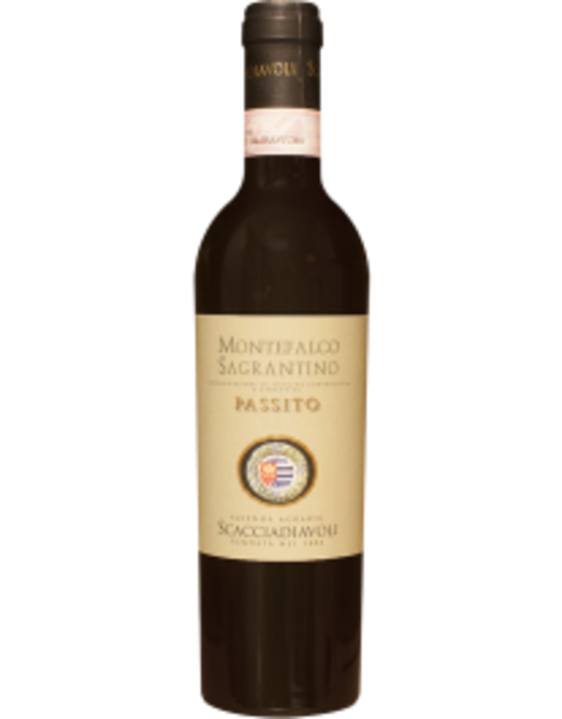 Scacciadiavoli 2015 Scacciadiavoli Sagrantino Passito DOCG  375 ml
