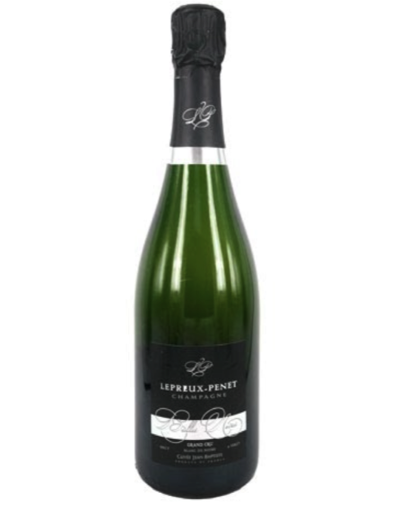Lepreux-Penet NV Lepreux-Penet Bulles Noires Champagne Grand Cru  750 ml