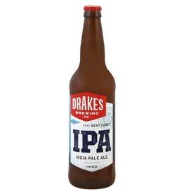 Drakes Drakes Best Coast IPA  22 oz