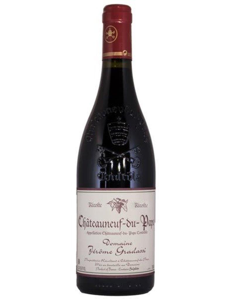 2017 Dom. Jerome Gradassi Chateauneuf-du-Pape 750 ml