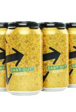 Crux Cast Out IPA  6 pack 12 oz