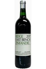 Ridge 2017 Ridge Zinfandel East Bench  750 ml