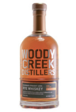 Woody Creek Colorado Straight Rye Whiskey 750 ml