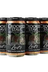 Crooked Stave Do You Even Zest Can 6 pack 16oz