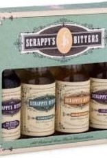 Scrappy's Scrappy's Bitters Sampler New Classics 4 pack .5 oz